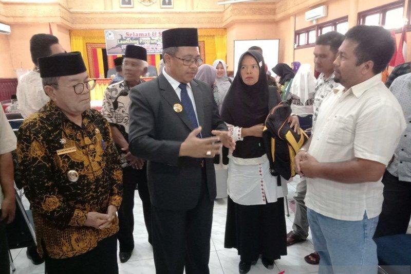 Bupati Aceh Barat dukung proses hukum pelaku korupsi dana desa