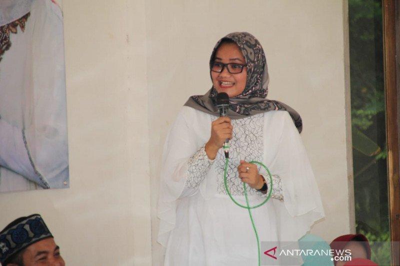 Ela Nuryamah siap perjuangkan isu perlindungan perempuan di parlemen