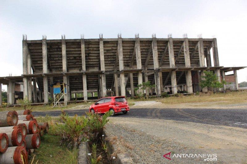 Pemkot Tarakan terus berupa lanjutkan pembangunan Sport Center