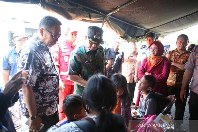 Korban Wamena mengungsi ke Sulsel 557 orang