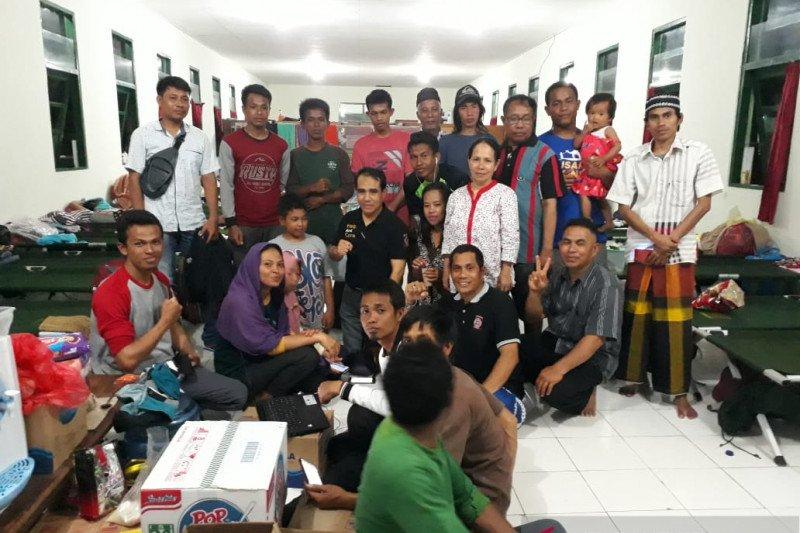 50-an warga perantau NTB pilih bertahan di Papua