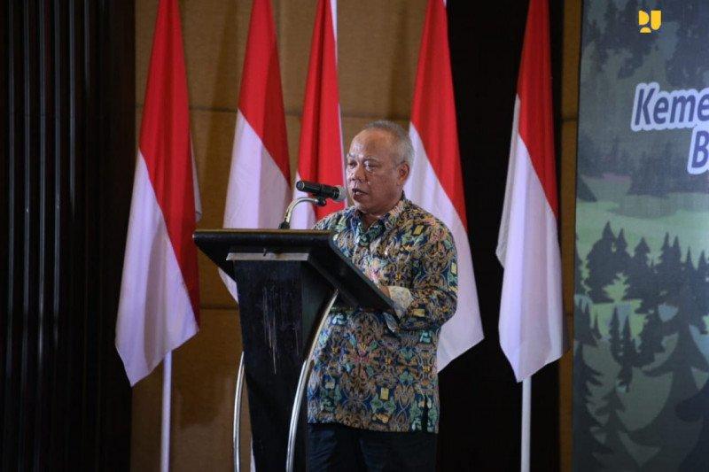 Menteri PUPR: Desain ibu kota baru harus cerminkan identitas bangsa