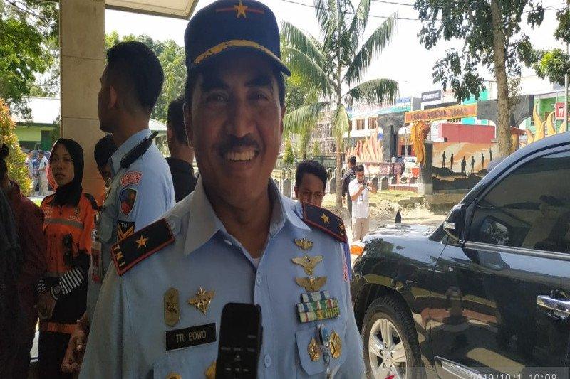 Hercules TNI AU evakuasi l9.078 pengungsi dari Wamena
