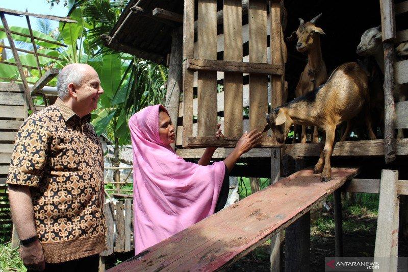 Dubes AS kunjungi Kabupaten Kayong Utara