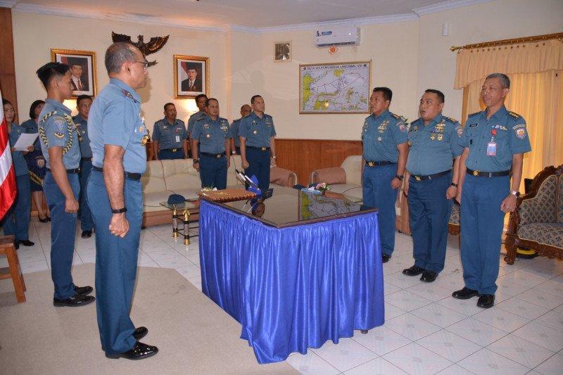Kolonel Laut  Bina Irawan Marpaung Jabat Asrena Lantamal VIII