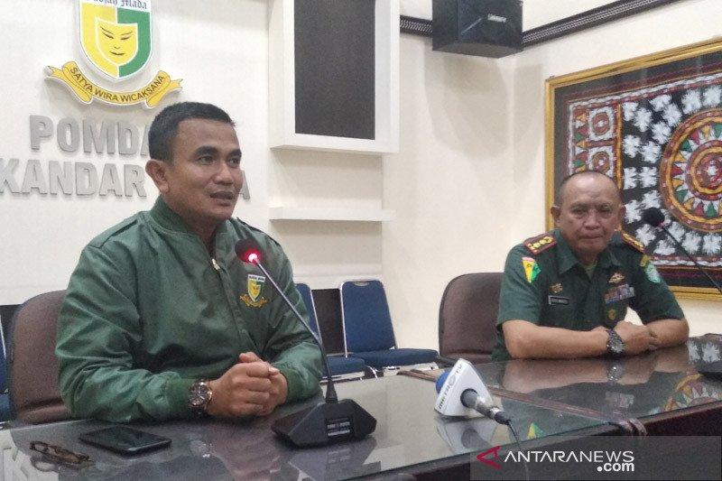 Kodam Iskandar Muda tindak oknum prajurit terlibat narkoba