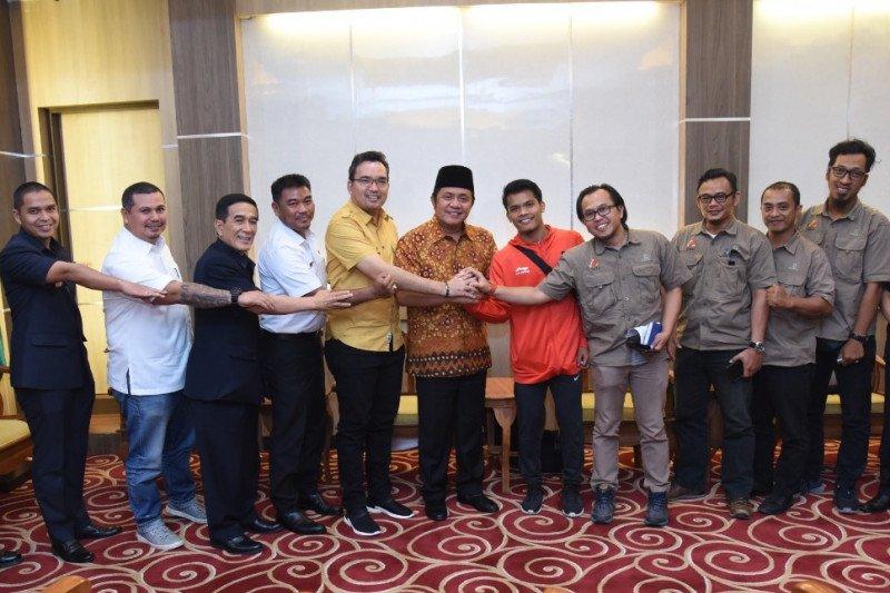 Gubernur Sumsel wajibkan cabang olahraga unggulan  jalani Pelatda