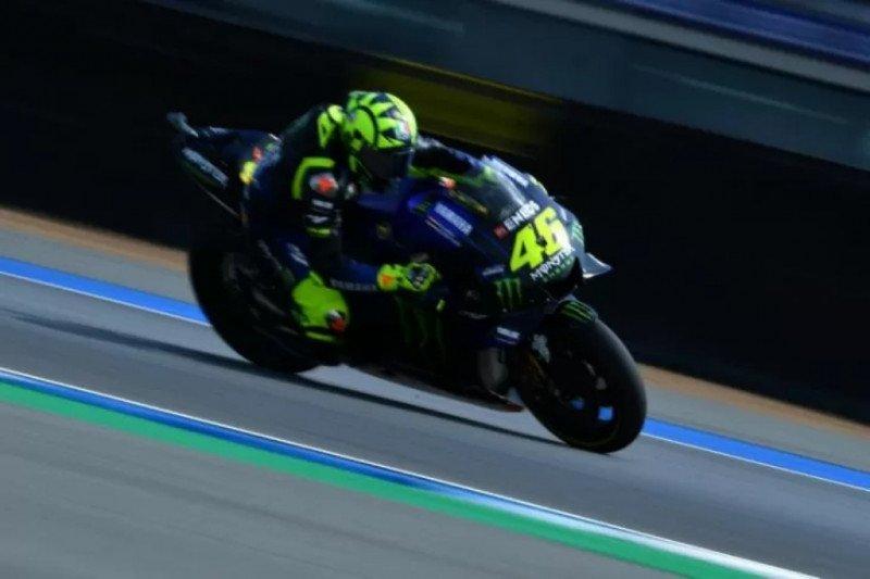 Valentino Rossi merasa  stagnan