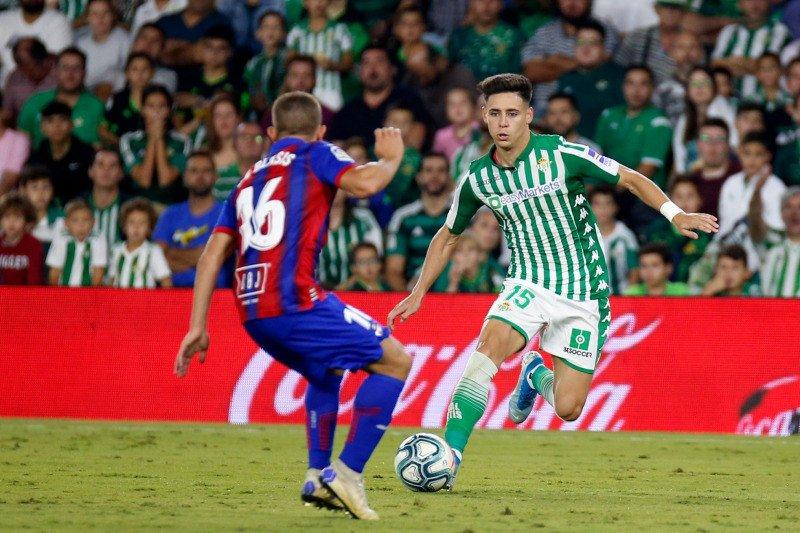 Real Betis dan Eibar berbagi satu poin setelah bermain imbang 1-1