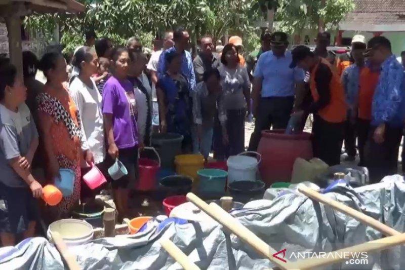 Krisis air bersih di Ngawi meluas, kini 48 desa terdampak