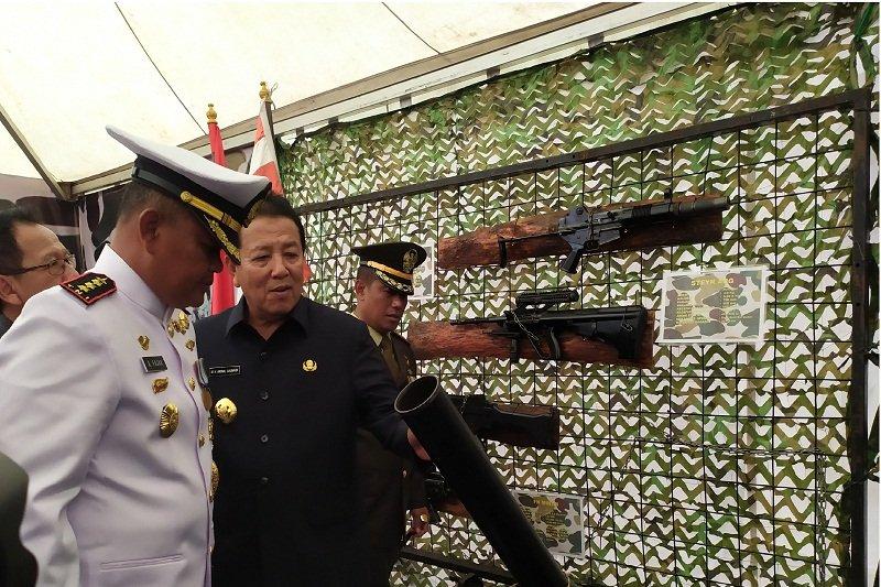 HUT ke-74 TNI jadi momentum memperkokoh nasionalime
