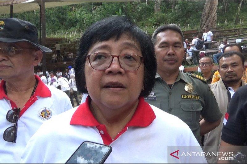 Menteri LHK ajak masyarakat jaga kekayaan alam Indonesia