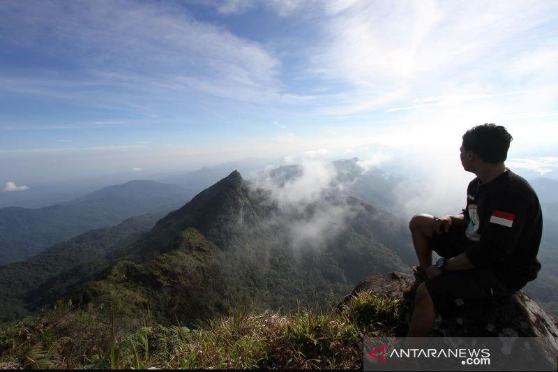 Ayo kunjungi  wisata tak biasa di Pegunungan Meratus