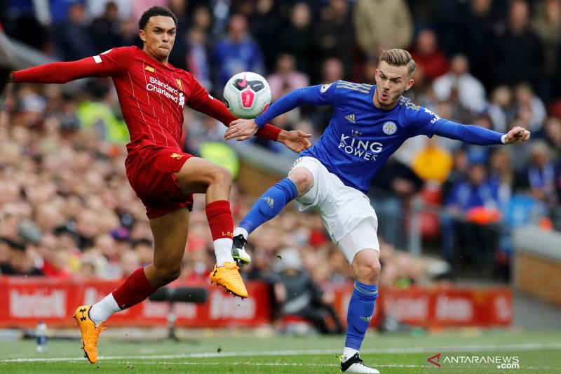 Liverpool menang dramatis 2-1