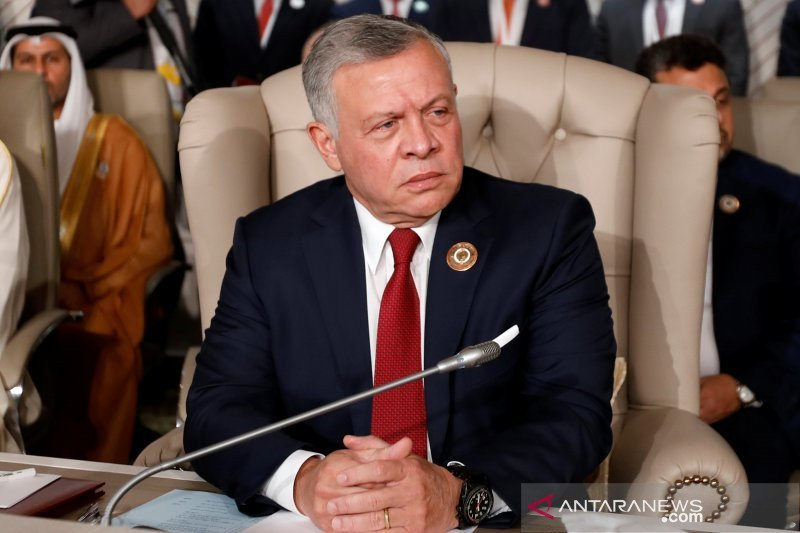 Utusan Palestina puji sikap raja Yordania mengenai Palestina