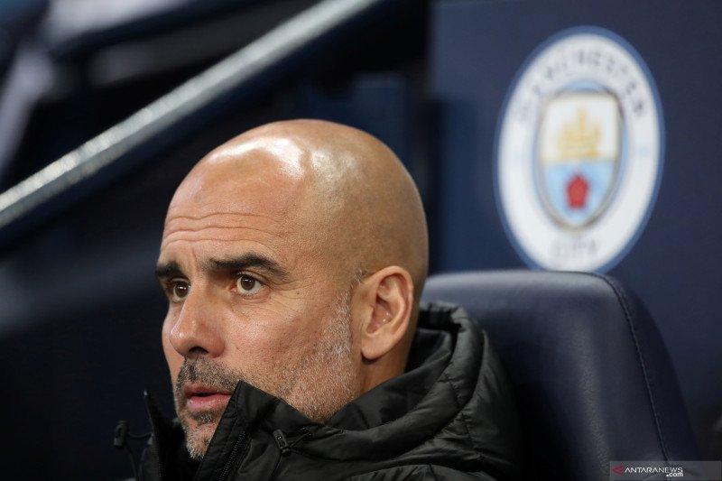 Pep Guardiola sebut target juara sebabkan dirinya jarang mainkan pemain jebolan akademi