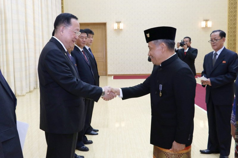 Dubes gencarkan kerja sama Indonesia-Korea Utara
