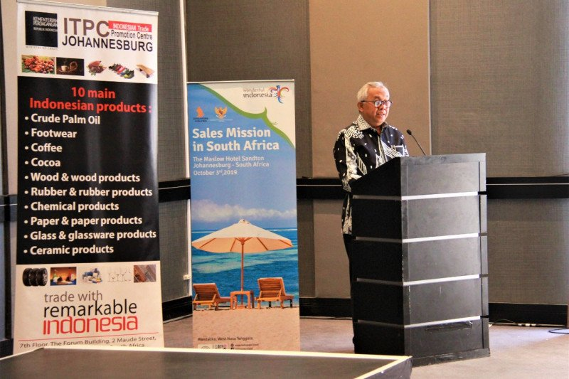 KBRI di Pretoria Afrika Selatan adakan Misi Promosi Pariwisata Indonesia