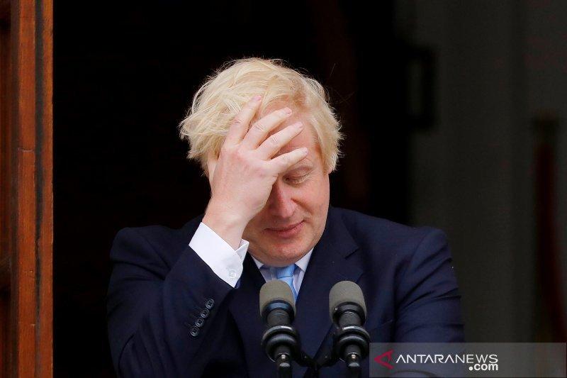 PM Inggris Boris Johnson menghadapi pemberontakan kabinet soal Brexit