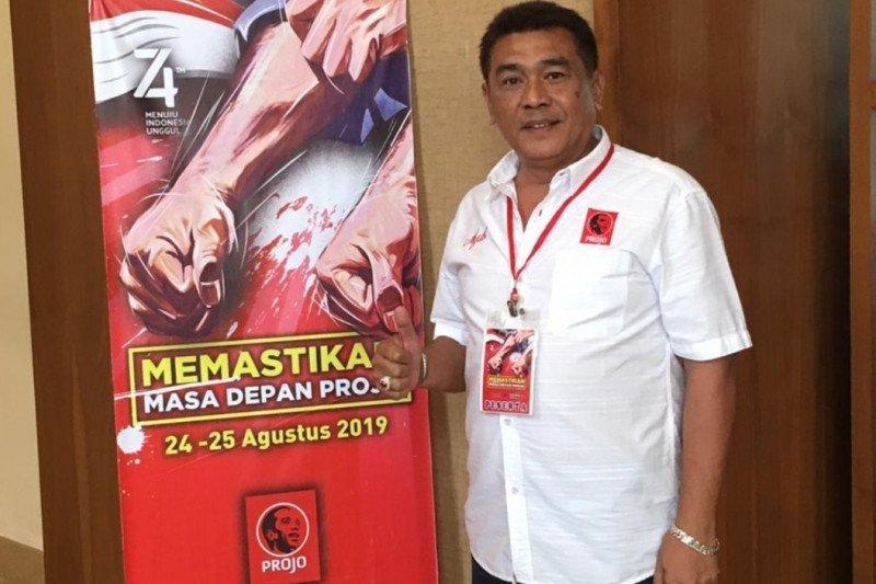Projo Jateng akan lawan yang halangi pelantikan Jokowi-Amin