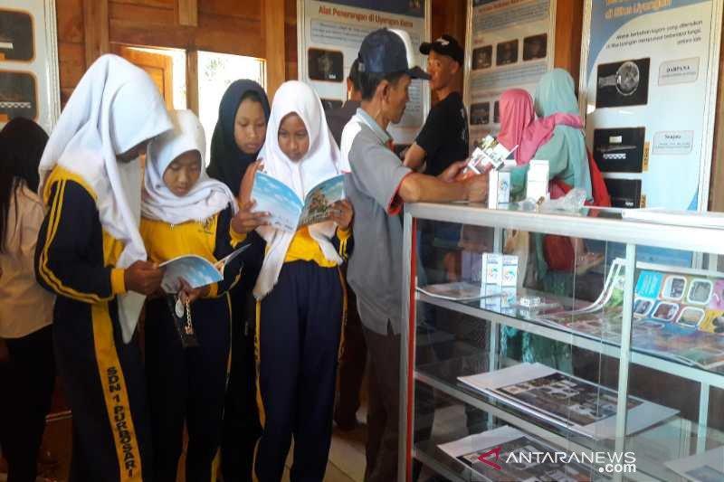 """Balai Arkeologi Yogyakarta menggelar """"Rumah Peradaban Situs Liyangan"""""""