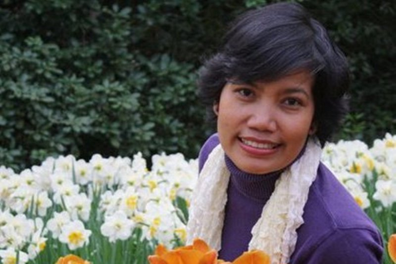 Sri Hidayah, angkat tenun Pagatan ke dunia internasional