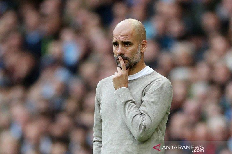 Guardiola puji pertahanan Wolverhampton