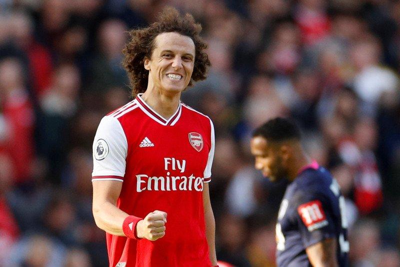 Arsenal  tempati posisi ketiga usai kesusahan tekuk Bournemouth