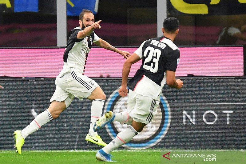 Juve tumbangkan keperkasaan Inter Milan