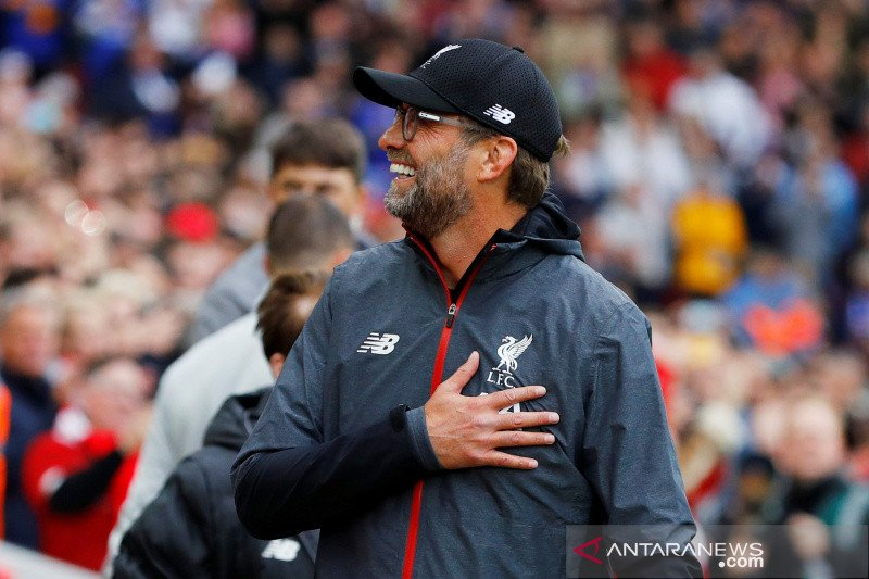 Suporter Liverpool patut sumringah atas sapu bersih delapan pertandingan