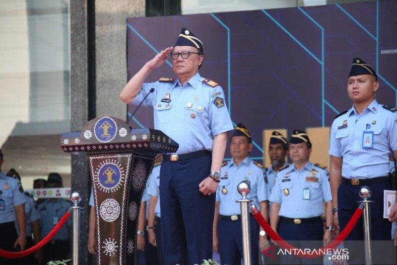 Waspada jelang pelantikan Presiden dan Wakil Presiden