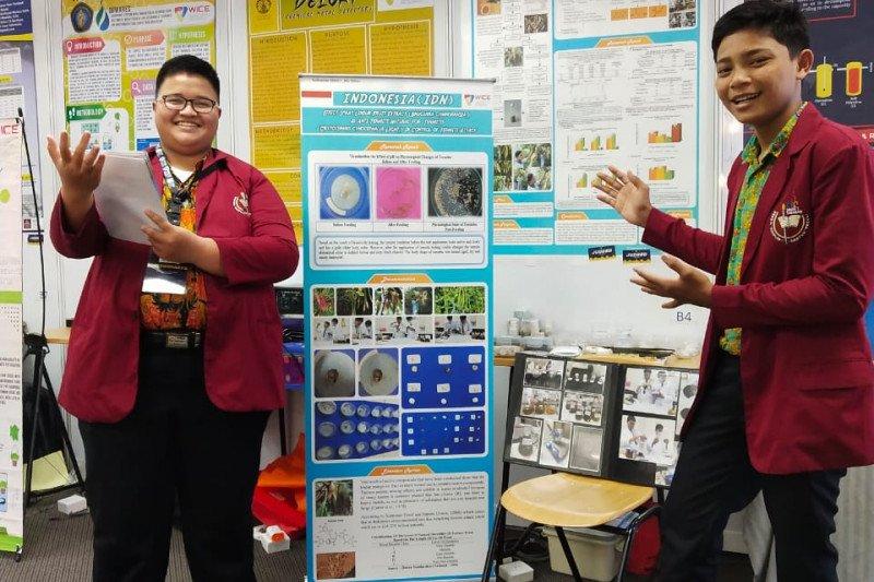 2 Pelajar Tarakan Raih Prestasi di WICE Malaysia