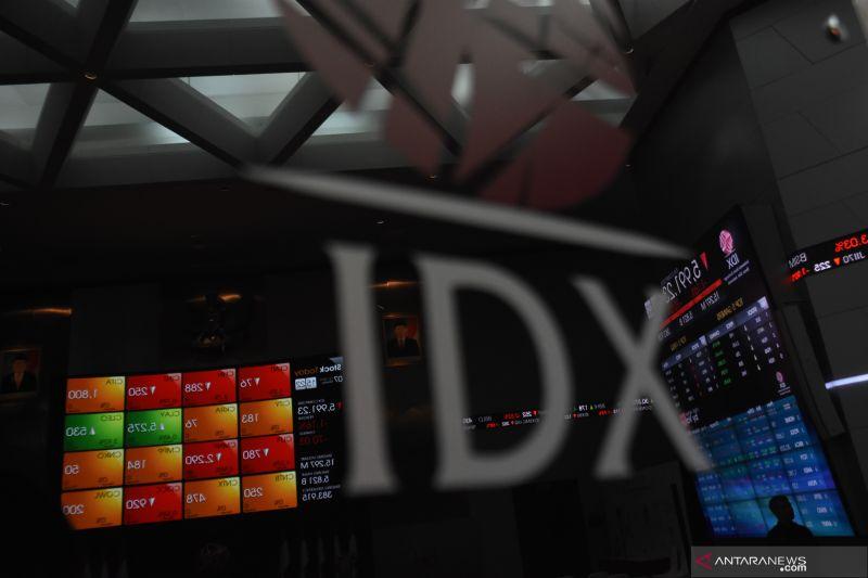 IHSG di Bursa Efek Kamis dibuka melemah 5,18 poin
