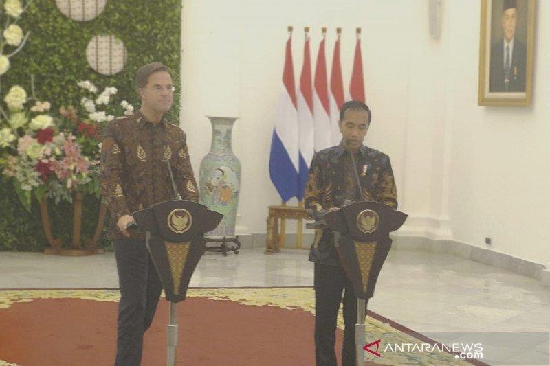 Indonesia sangat mengapresiasi konsistensi Belanda hormati kedaulatan RI