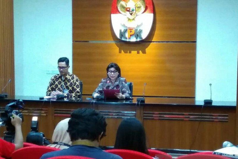KPK tetapkan Bupati Lampung Utara Ilmu Mangkunegara  sebagai tersangka