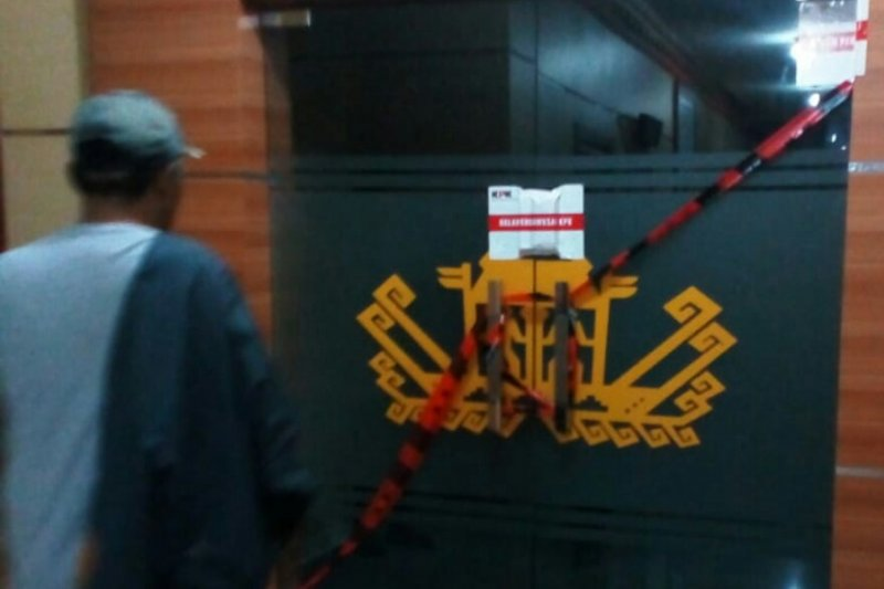 KPK benarkan jajarannya lakukan aktivitas di Lampung