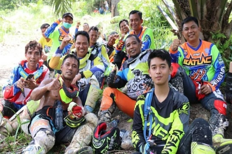 Babukung Adventures Trail 2019 suguhkan keindahan alam Delang
