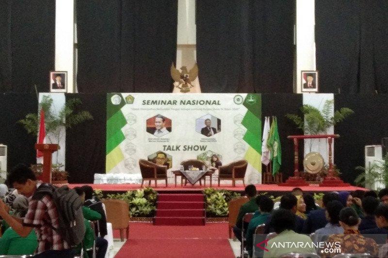 Instiper jadi tuan rumah Seminar Nasional Kepemimpinan Mahasiswa Pertanian