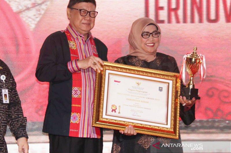 Program Pancakarsa antarkan Bogor jadi kabupaten terinovatif dari IGA 2019