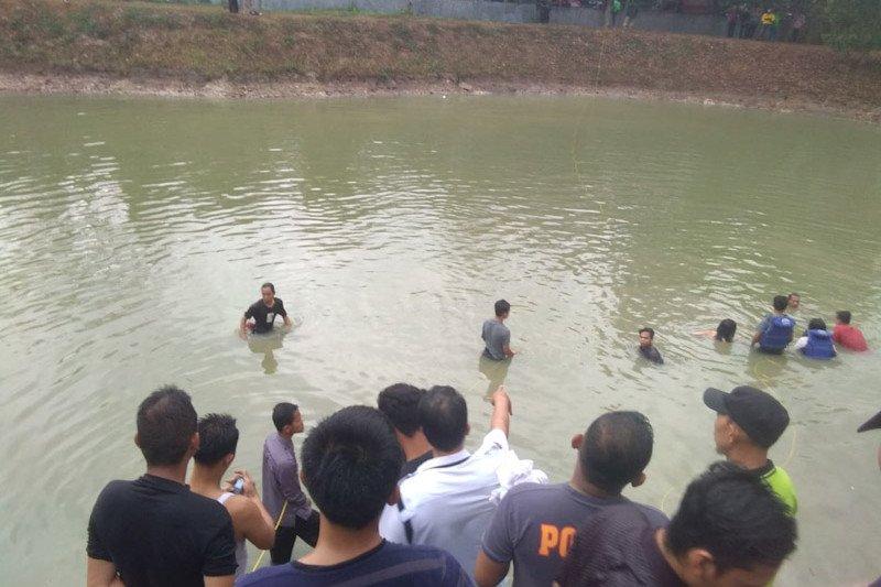 Dua mahasiswa UIN Lampung tenggelam di embung