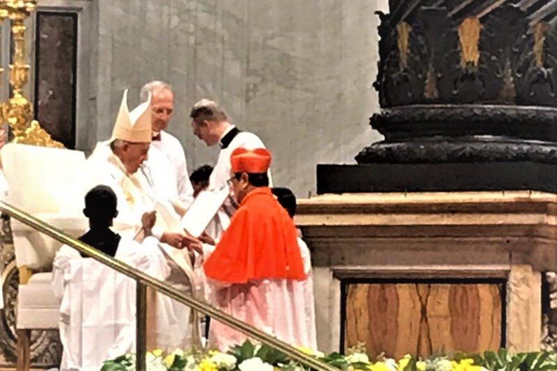 Dubes sebut Mgr Suharyo jadi Kardinal di Vatikan, Indonesia bangga