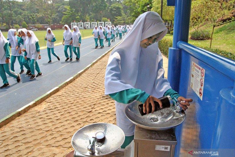 Menteri PUPR ajak badan usaha wujudkan target akses air minum aman