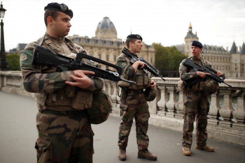 Prancis gagalkan serangan  terinspirasi peristiwa WTC 11/9