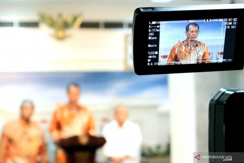 Pemerintah beri Rp1,9 triliun hibah bantu perbaikan pembangunan di Palu