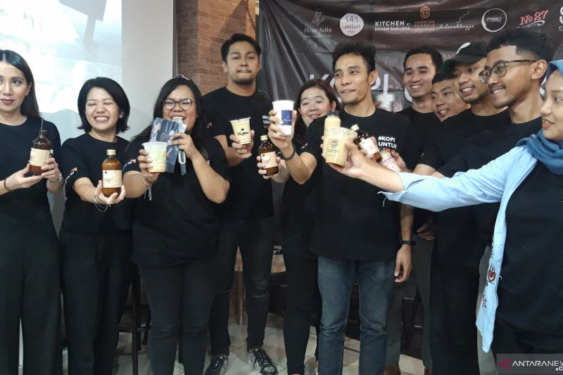 WVI galang sumbangan lewat secangkir kopi bagi anak Asmat