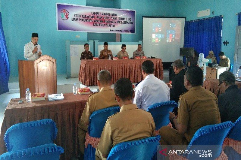 Pemkab lakukan studi kelayakan tanah untuk pembangunan Pusdikpol Airud di Seruyan
