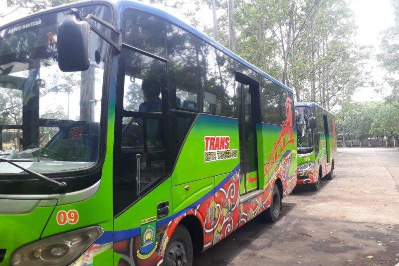 BRT Trans-Tangerang koridor 3 beroperasi akhir tahun