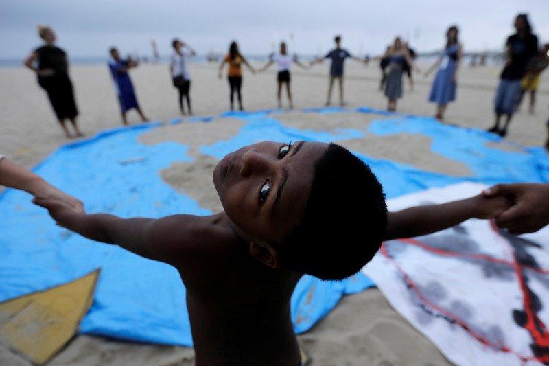 Perubahan iklim bikin kesehatan generasi mendatang terancam selamanya