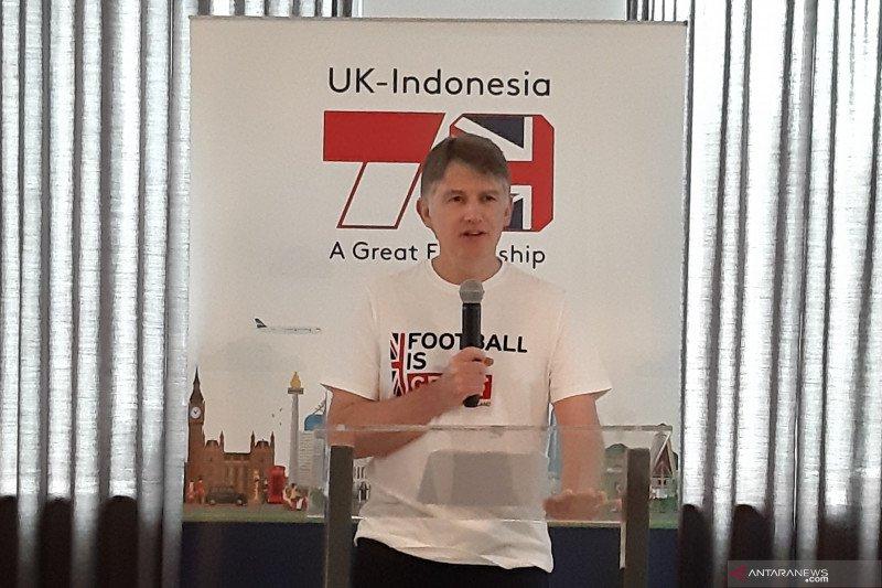 Dubes: pemain Garuda Select jadi duta Indonesia di Inggris
