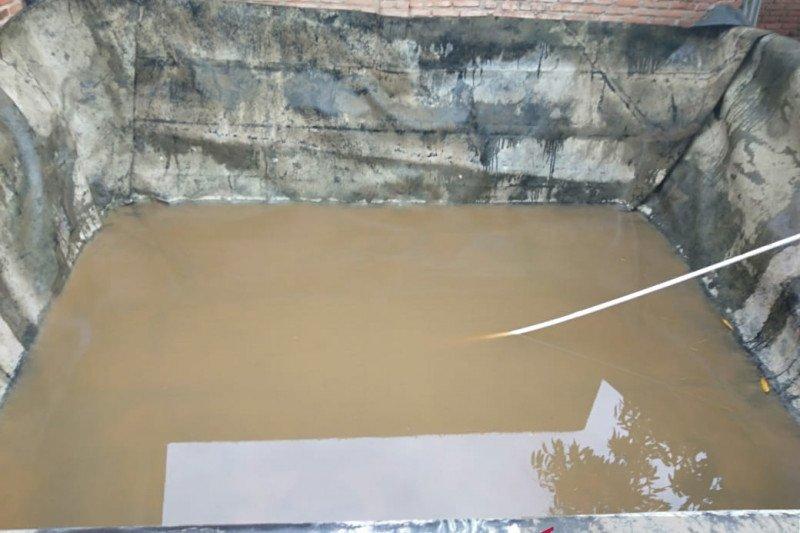 Warga Pakuan Aji, Lampung Timur  usaha tambahan budi daya ikan
